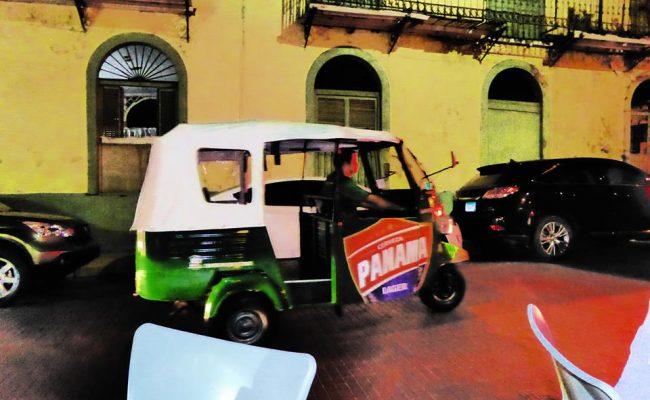 www.hoogstinstravel.nl Panama bier tuktuk