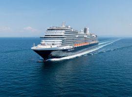 NIEUW STATENDAM – nieuwste schip van Holland America Line